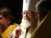 Синод РПЦЗ заявил о полной поддержке Блаженнейшего Митрополита Онуфрия