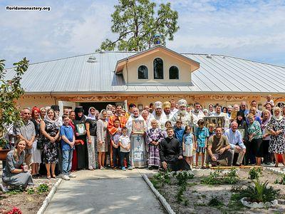 Свято-Николаевский монастырь во Флориде и нетленные мощи американского монаха