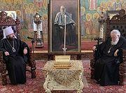 Грузинской Православной Церкви передана часть мощей преподобноисповедницы Фамари (Мараджановой)