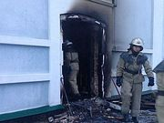 В Киевской области совершен поджог храма Украинской Православной Церкви