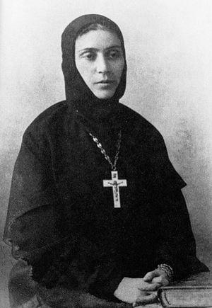 Schema-Abbess Fomar. Photo: Wikipedia