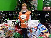 Более 20 тонн продуктов собрали москвичи для пожилых жителей глубинки