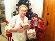 Служба «Милосердие» начала сбор подарков для нуждающихся в рамках акции «Дари радость на Рождество»