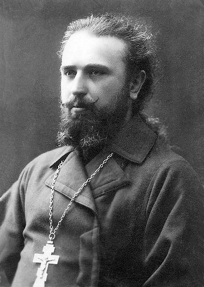Hieromartyr Viktor Kiranov. Photo: drevo-info.ru.