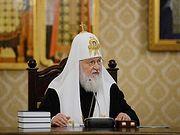 Патриарх Кирилл обратился к международному сообществу в связи с давлением украинских властей на Украинскую Православную Церковь
