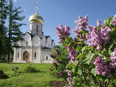 The Monastery of St. Savva of Storozhev