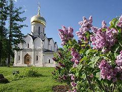The Monastery of St. Savva of Storozhi