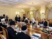 Заявление Межрелигиозного совета России в связи положением верующих Украины