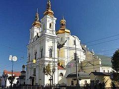"Schismatics seize Ukrainian church as Pat. Bartholomew's ""council"" gets underway"