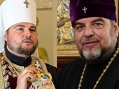 Two metropolitans leave Ukrainian Church to join new nationalist church created by Constantinople