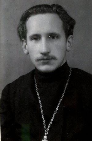 Иерей Модест Малышев, 1952