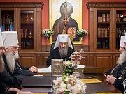 В Киеве проходит внеочередное заседание Священного Синода УПЦ