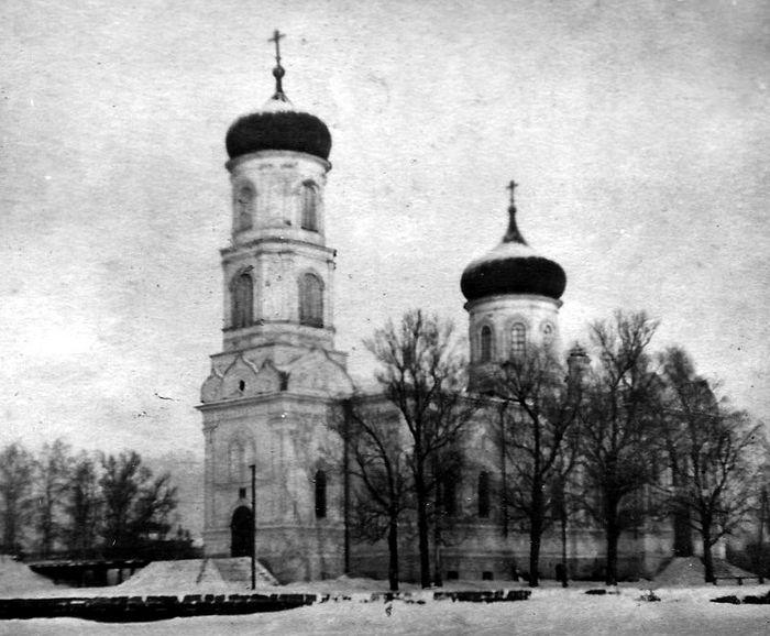 Богоявленский собор, 1941 г., Вышний Волочек. — Архив Д.М.Ивлева.