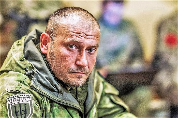 Ukrainian Deputy Dmitro Yarosh. Photo: Wikipedia