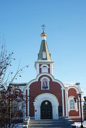 Храм святителя Николая Чудотворца в с. Новоникольское. Фото автора