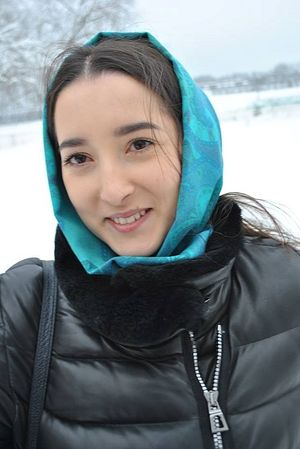 Юлия, студентка университета им. Т.Г. Шевченко