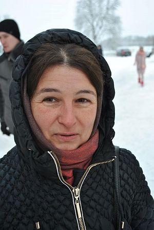 Людмила, прихожанка Киево-Печерской Лавры