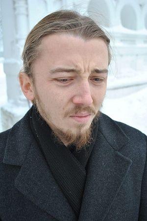 Богдан, паломник из Черниговской епархии