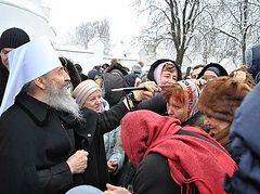 Верующие Украины – о новой раскольничьей структуре