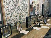 В Бари открылась выставка уникальных шитых икон из России