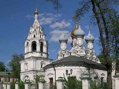 St. Nicholas Churches in Moscow