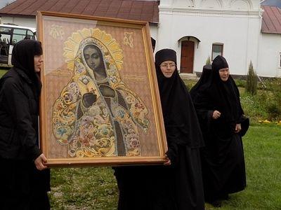 «Отвези икону в Гремячево!»