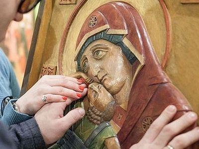 В музее имени Андрея Рублева в Москве появится икона, доступная для «созерцания» слепым