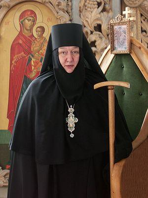 Игумения Николая (Ильина)