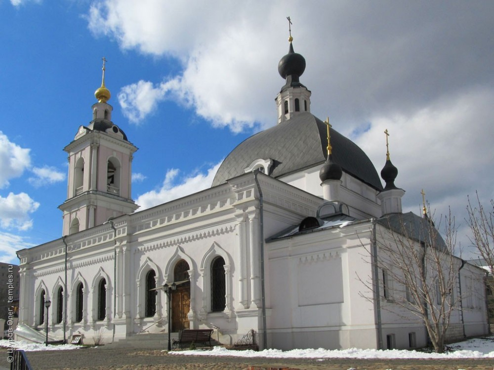 Church of St. Nicholas the Wonderworker in Pokrovsky. 1765 – 1766.