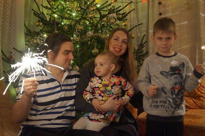 Семья Ильиных