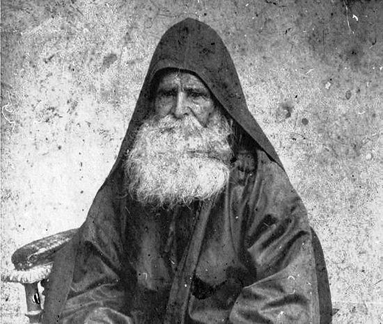 Преподобный Парфений Хиосский