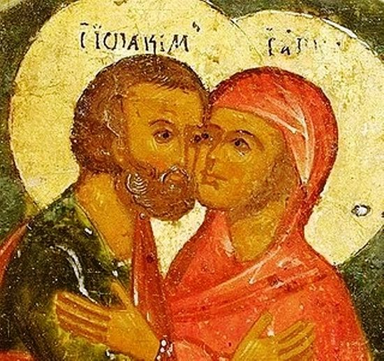 Святые Иоаким и Анна