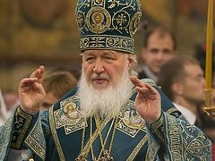 """His Holiness Patriarch Kirill sends letters to Primates of Local Orthodox Churches concerning """"unification"""" pseudo-council held in Kiev"""