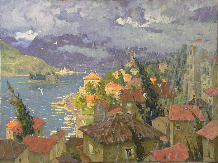 Montenegro. By Pavel Popov