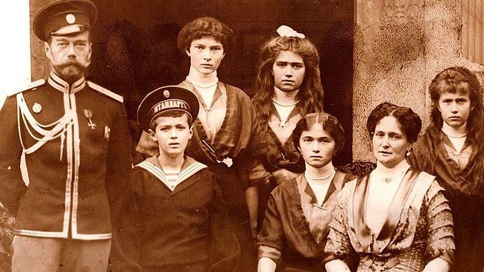 Царская семья. Фото: www.globallookpress.com
