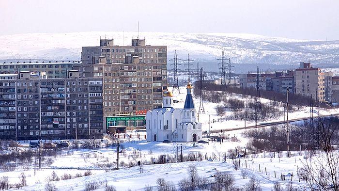 Мурманск. Фото: ppl / Shutterstock.com