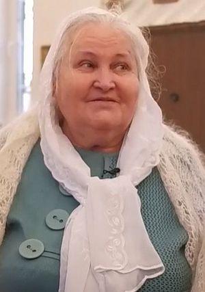 Валентина Гулиева