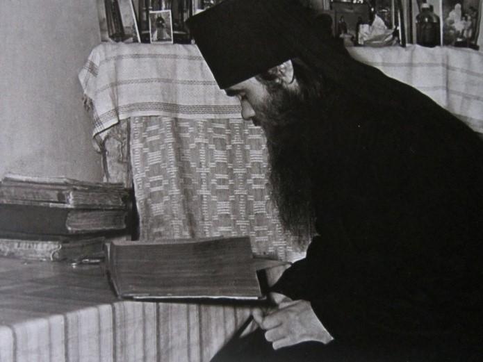 Иеродиакон Ипполит (Халин). 1959 г.