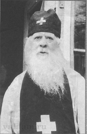 Схимонах Николай (Монахов)