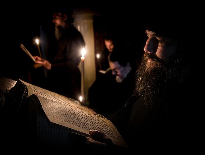 Фото: иеродиакон Симеон / Псково-Печерский монастырь