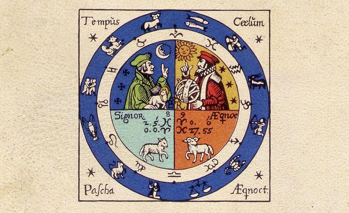 Иоганн Раш. Изображение из книги 1586 г.