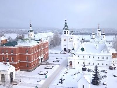 Святыни России. Владимирская область