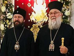 Greek Metropolitan: What is happening in Ukraine is regrettable, threatens to cause further schism