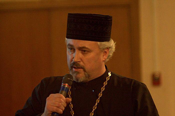 Протоиерей Роман Марков