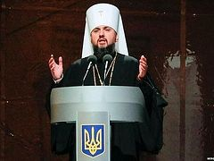 We have to soften on LGBT to not be like Russian Church—head of new Ukrainian church