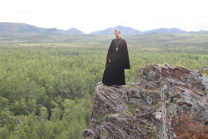 Иерей Владимир Зимонов