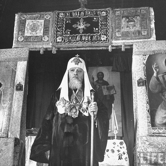 Святейший Патриарх Алексий (Симанский)