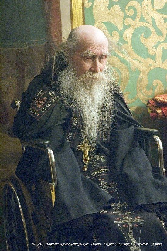 Схиархимандрит Михаил (Балаев)
