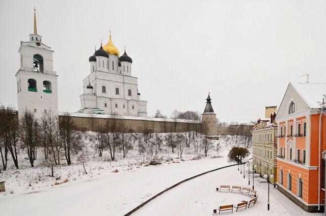 Свято-Троицкий кафедральный собор. © / Михаил Мордасов / РИА Новости