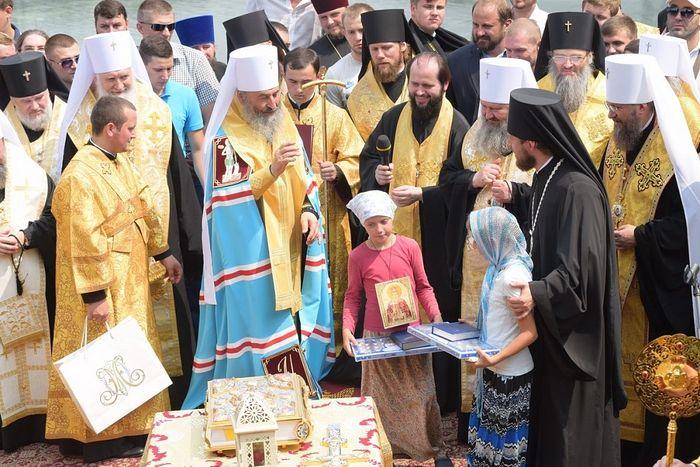 All-Ukrainian Cross Procession, 2016. Photo: Sergey Ryzhkov / Pravoslavie.ru